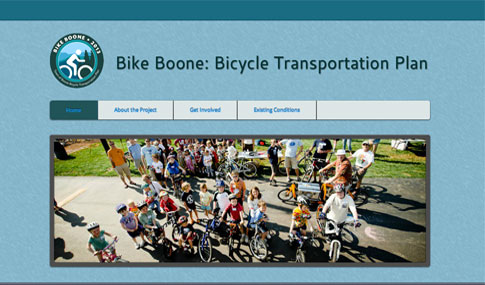 Boone Bike Plan