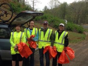 highway cleanup bac 2014