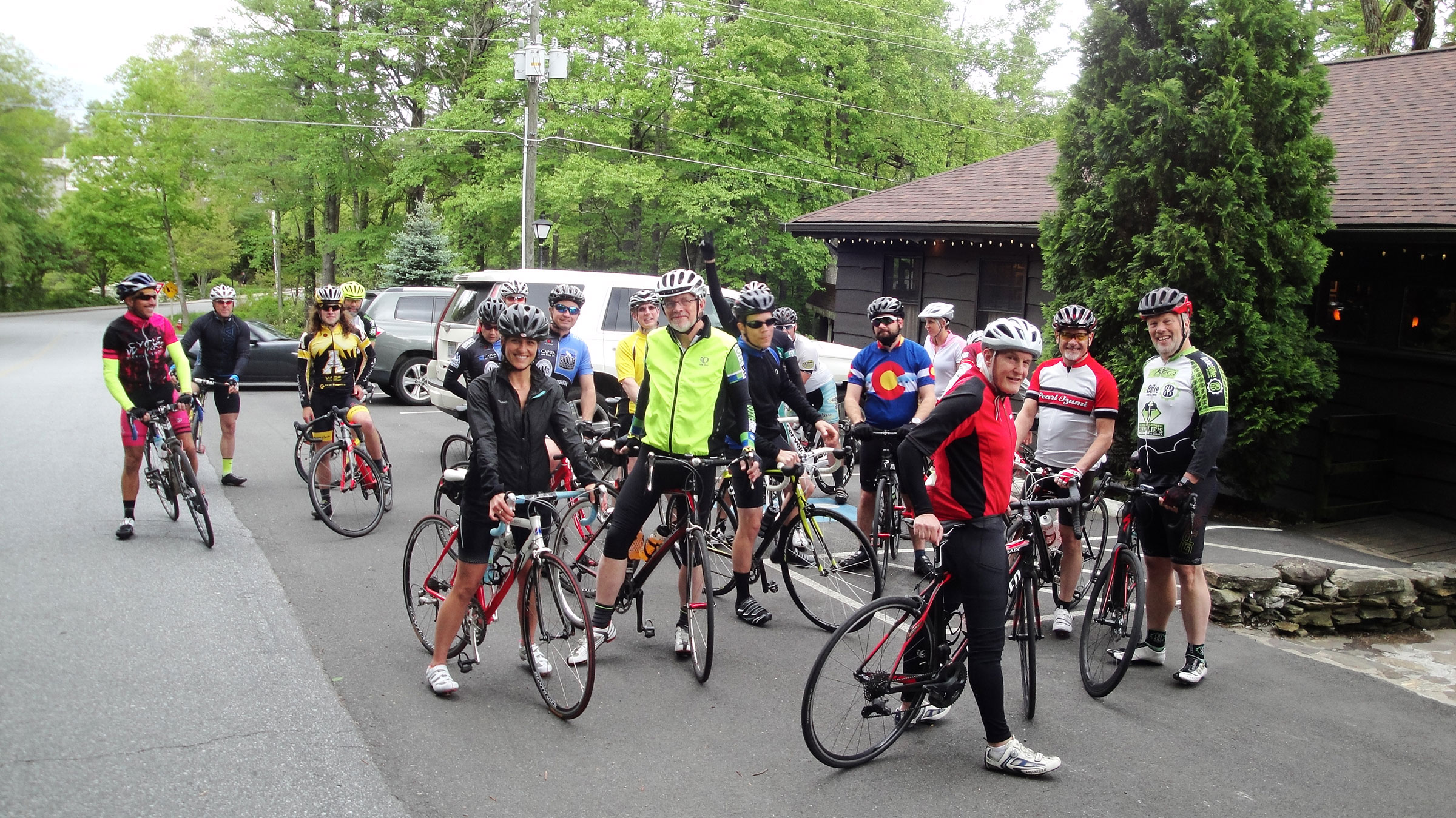 Area Rides And Local Info Boone Area Cyclists